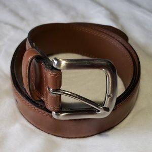 5/$25 🌱 Bosca Genuine Leather Belt.
